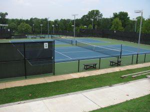 George Ward Tennis