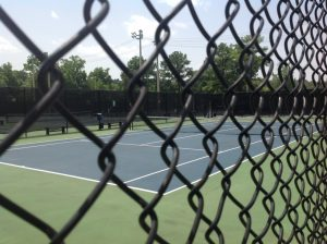 James Lewis Tennis Center