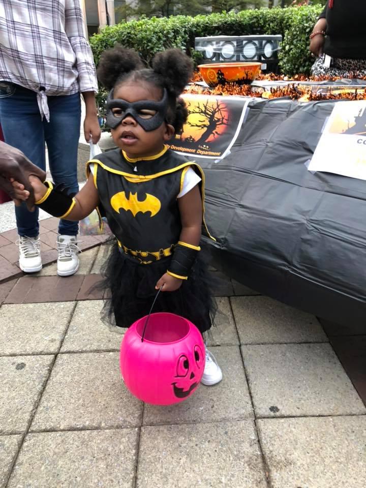 City Hall celebrates Halloween with Marvelous Harvest Festival - The